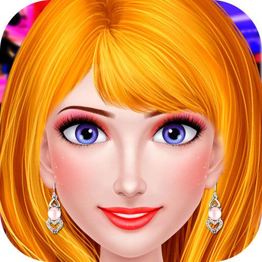 Glam Doll Makeover