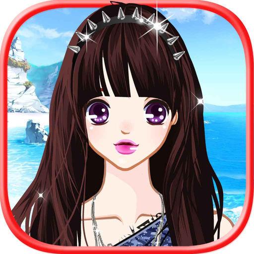 Elegant Lady Glamorous Girl Makeover Game
