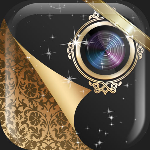 Glam Photo Stickers For Image Editor