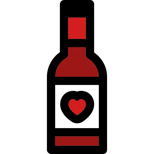 Wine Bottle Png Icon
