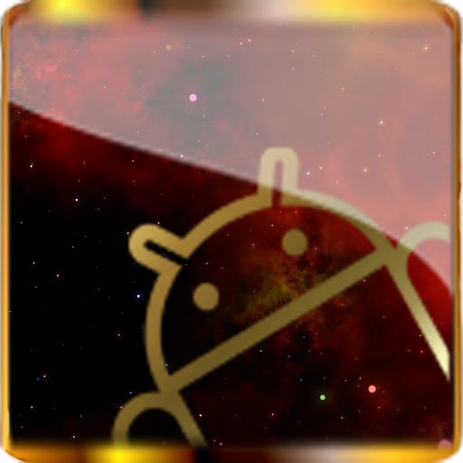 Download Golden Glass Nova Icon Pack Apk Android