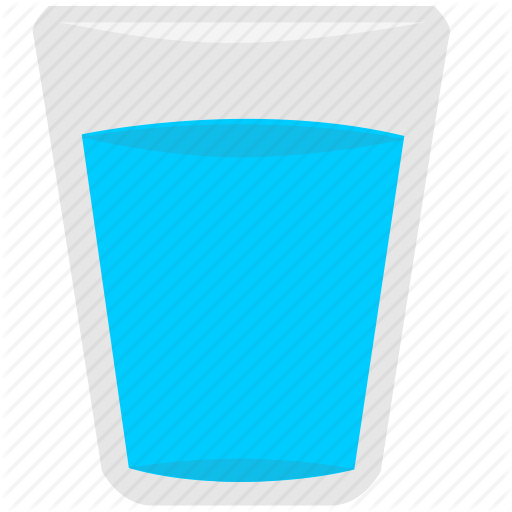 Water Cup Icon Images