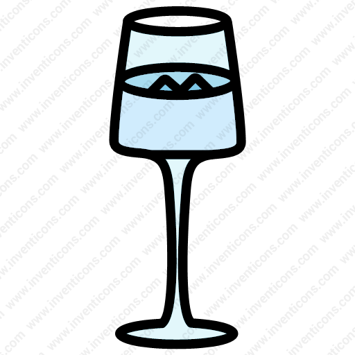 Download Beverage,drink,fitness,glass,water Icon Inventicons