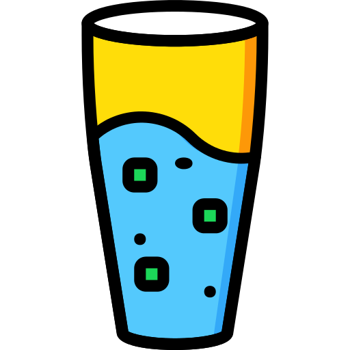 Glass Of Water Png Icon