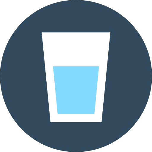 Glass Of Water Water Png Icon