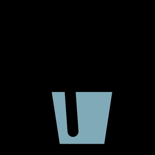 Water, Food, Liquid, Straw, Healthy Food, Drink, Glass Icon