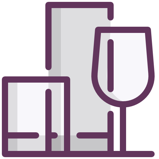 Drink, Cup, Water, Glass, Kitchen Icon Free Of Kitchen Bold