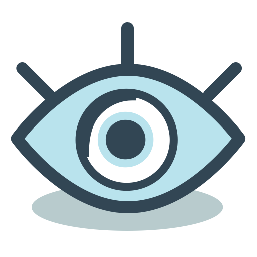 Eye, Eyeglasses, Glasses Icon With Png And Vector Format For Free