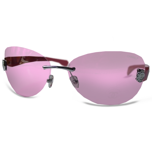 Pink Glasses Icon Free Download As Png And Formats