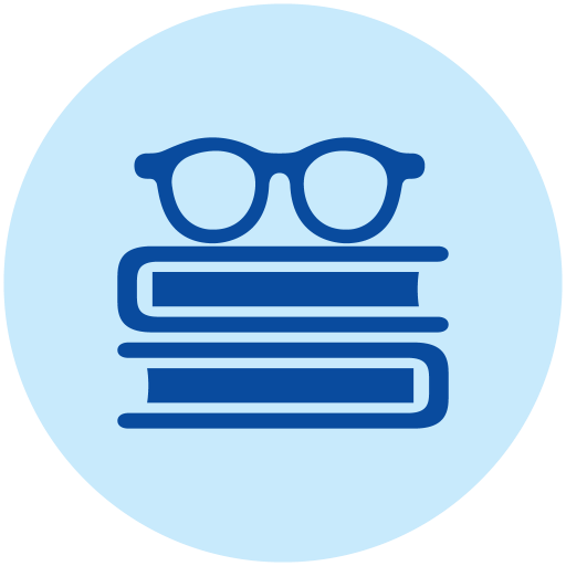 Book, Glasses Icon Free Of Books Reading Icons