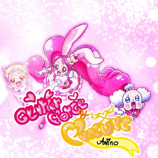 The Icon Challenge Glitter Force And Precure Amino