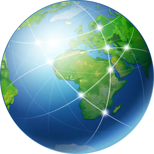 Global Network Icon Free Global Security Iconset Aha Soft