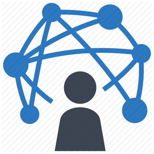 Communication Community Connection Global Internet Network Icon