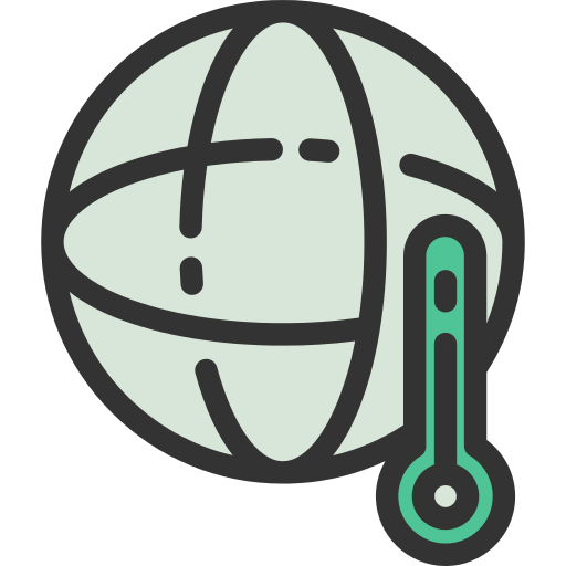 Global Warming Png Icon