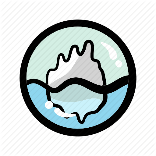 Global Warming, Iceberg, Management, Melt, Model, Pole Icon