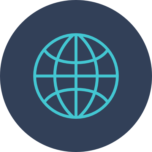 Globe Icon Free Of Linear Finance Icons