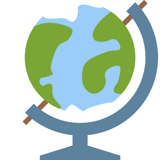 Mixed Globe Icon