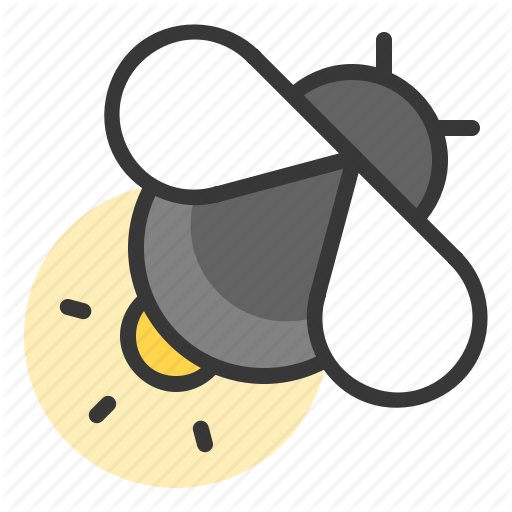 Firefly, Glow, Insect, Light, Of, Shine, Source Icon