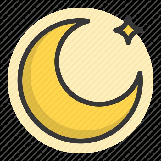 Glow, Light, Lunar, Moon, Night, Of, Shine, Source Icon
