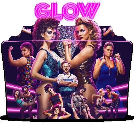 Glow Folder Icon