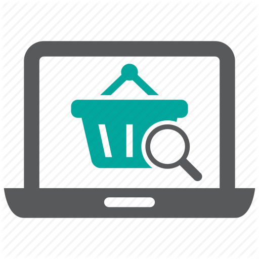 Basket, Product, Purchase, Search Icon