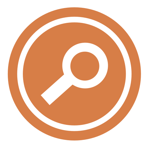 Explorer Glyph Icon