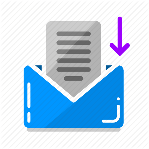 Email, Email Received, Gmail, Letter, Message, Receive, Work Icon
