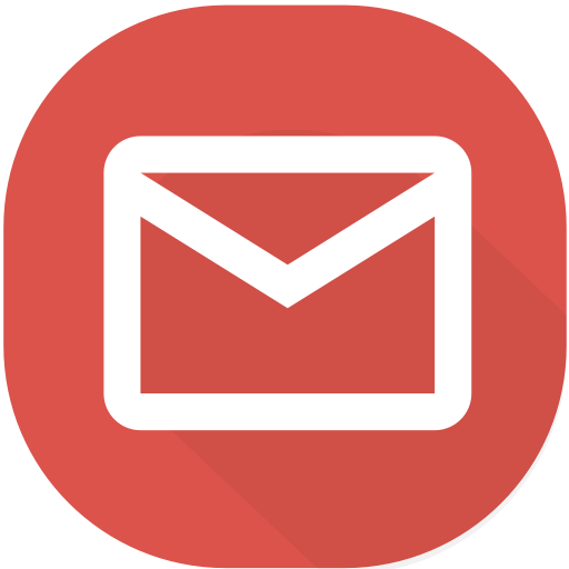 Circle, Design, Email, Gmail, Mail, Material, Message Icon