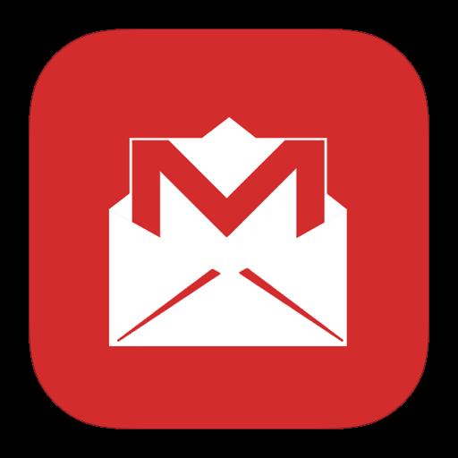 Gmail, Google, Flurry Icon