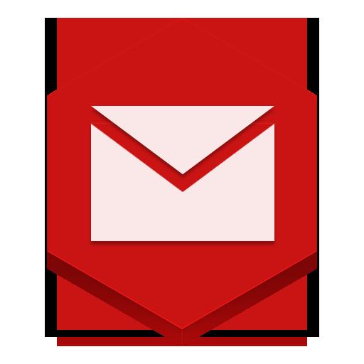 Gmail Icon Hex Iconset