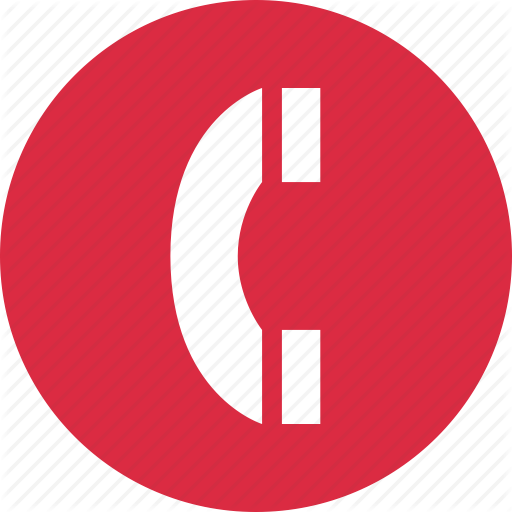 Phone Icons Circle