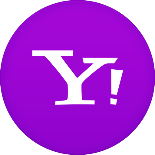 Yahoo Icon Circle Iconset