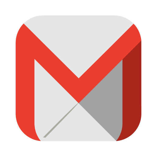 Communication Gmail Icon Squareplex Iconset