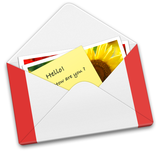 Letter Gmail Icon Letter Iconset Mcdo Design