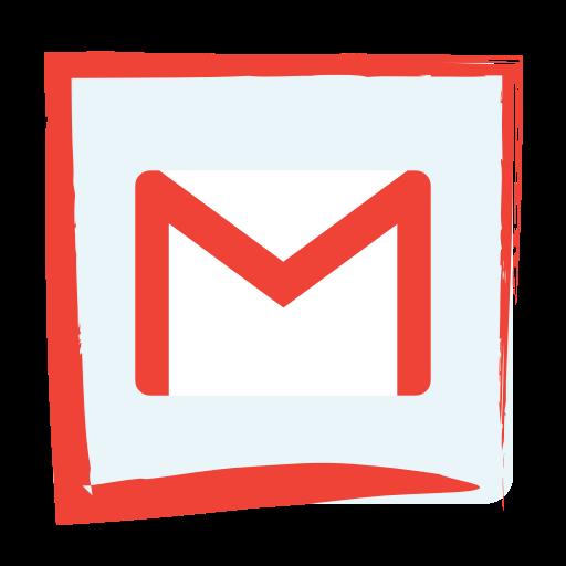 Gmail, Media, Social Icon
