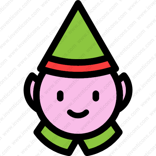 Download Christmas,character,portrait,man,gnome Icon Inventicons