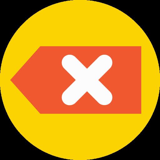 Arrows, Delete, Go Back, Previous, Return, Networking, Left Arrow Icon