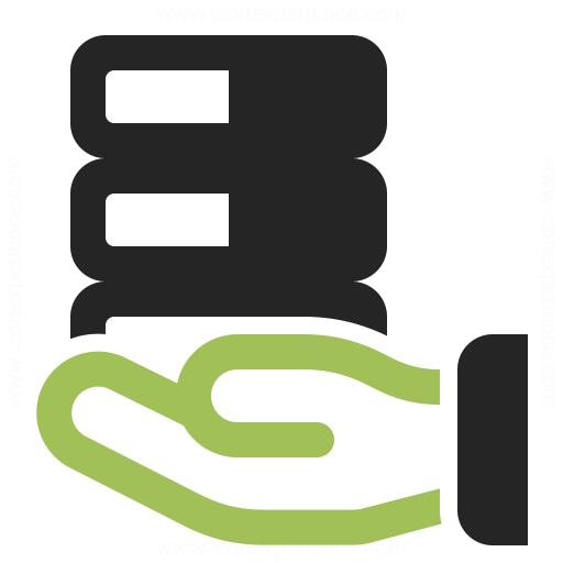 Data Shared Icon Iconexperience