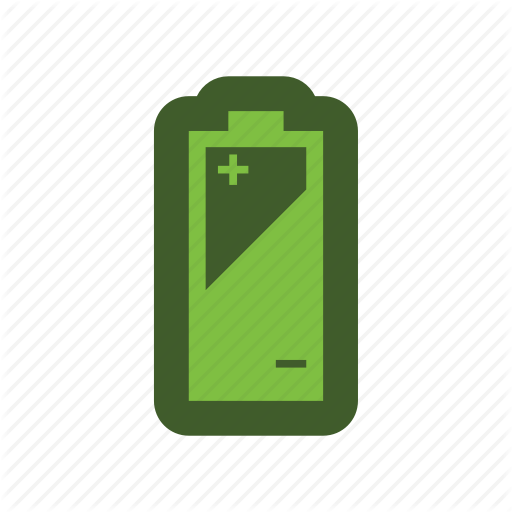 Battery, Electric, Energy, Go, Green, Icon Icon