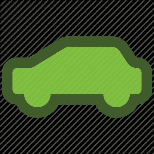 Car, Go, Green, Icon, Transport, Vehicle, Wheel Icon