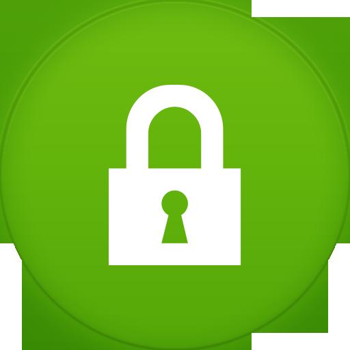 Go Locker Icon Circle Addon Iconset