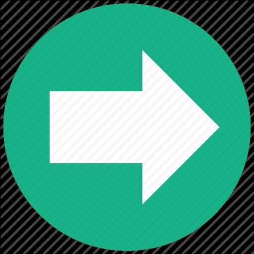Arrow, Forward, Go Right, Media, Next, Play, Send Mail Icon