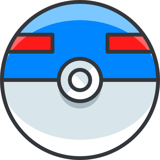 Awesome Pokemon Go Icon Transparent Png Clipart Free Download