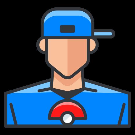 Pokemon, Trainer, Go Icon