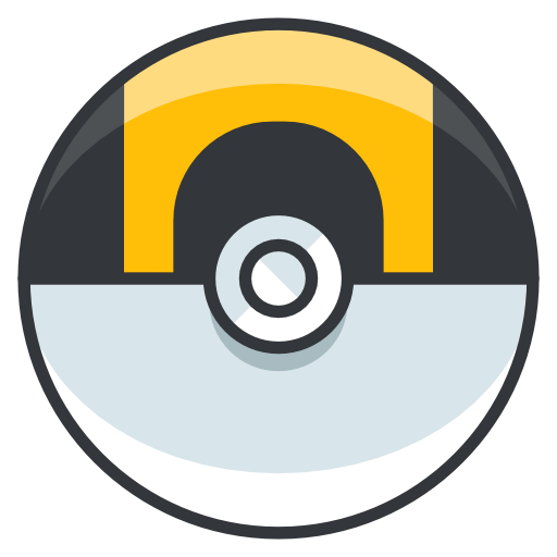 Ultra, Ball, Pokemon Go, Game Icon Free Of Go Icons