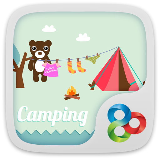 Camping Golauncher Ex Theme
