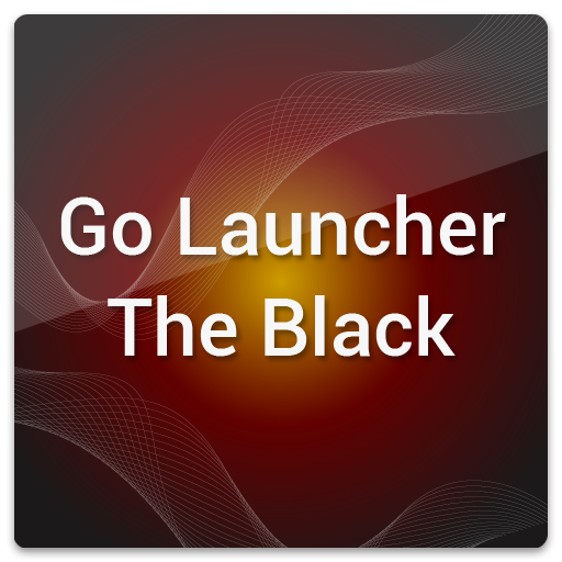 Go Launcher Theme The Black Released !!! Download Now