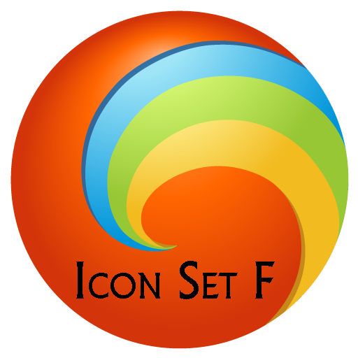 Icon Set F Go Launcher Ex Appstore For Android