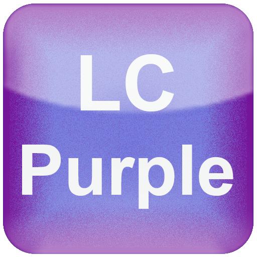 Lc Purple Theme Apexgonova Launcher Amazon Ca Appstore For Android