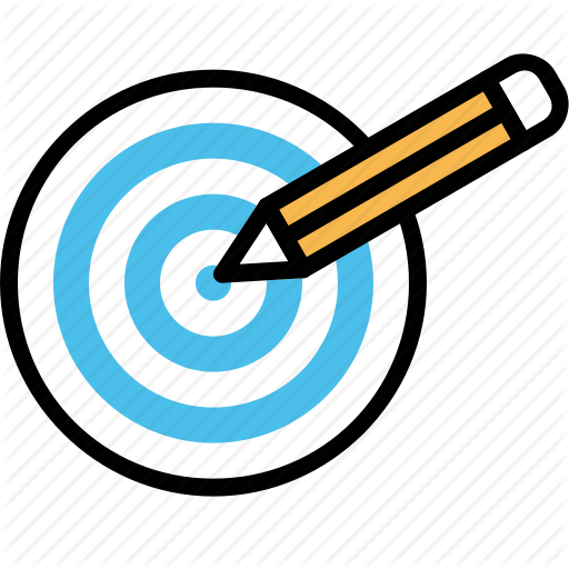 Auditory, Business, Goal, Target, Vision Icon